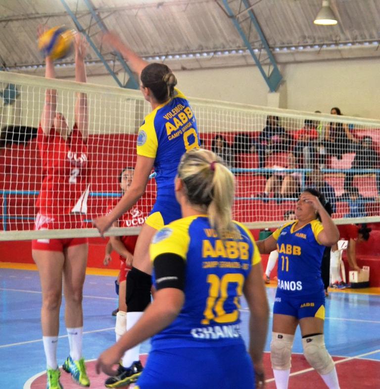 Voleibol no SESC